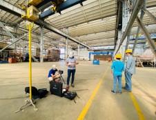 Pradėtas kurti laivų statyklos virtualusis dvynys