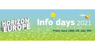 """""""Europos horizonto"""" informacinės dienos"""