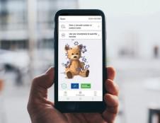 Išmaniųjų telefonų programėlė padeda vartotojui sužinoti, ar perkamas gaminys yra saugus