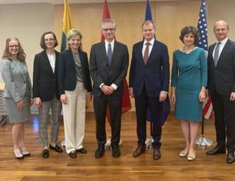 Baltijos šalių Energetinio saugumo klausimai – JAV dėmesio centre