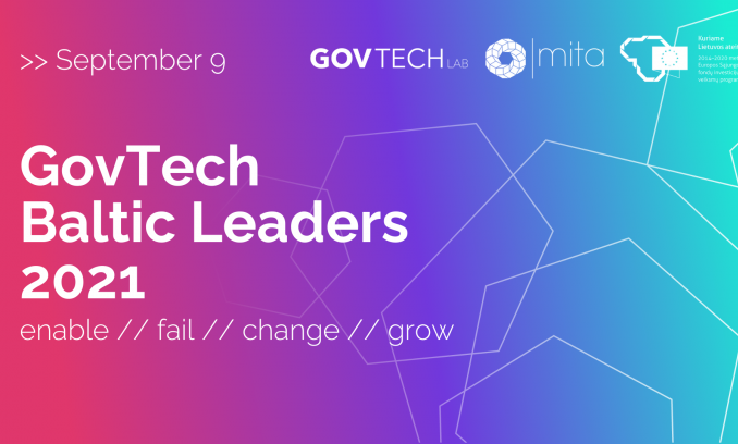 GovTech conference in the Baltic Sea region - GovTech Baltic Leaders 2021