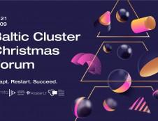 Kalėdinis Baltijos klasterių forumas 2021