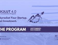 Startuoja EVOLUT 4.0 verslo pre-akceleravimo programos rudens sezonas